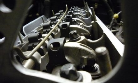 Ever wonder what your camshaft gear looks at all day