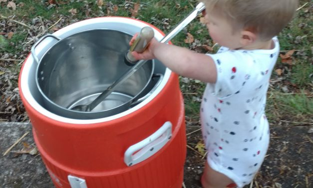 Brewing With Babies