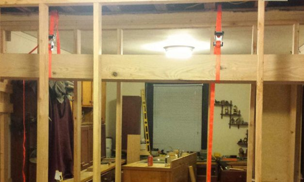 Beam Me Up – Timber Frame Kitchen Renovation
