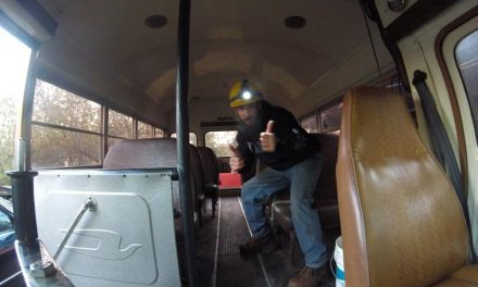 1989 Chevy School Bus RV Conversion